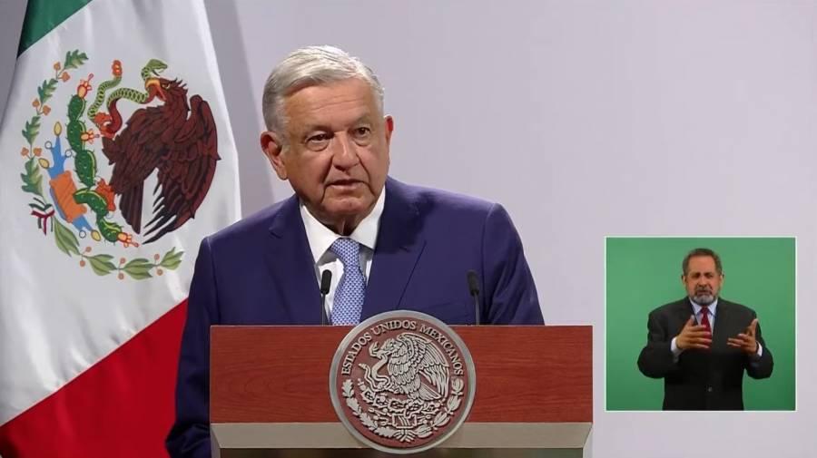 En vivo: López Obrador presenta su primer informe trimestral 2021