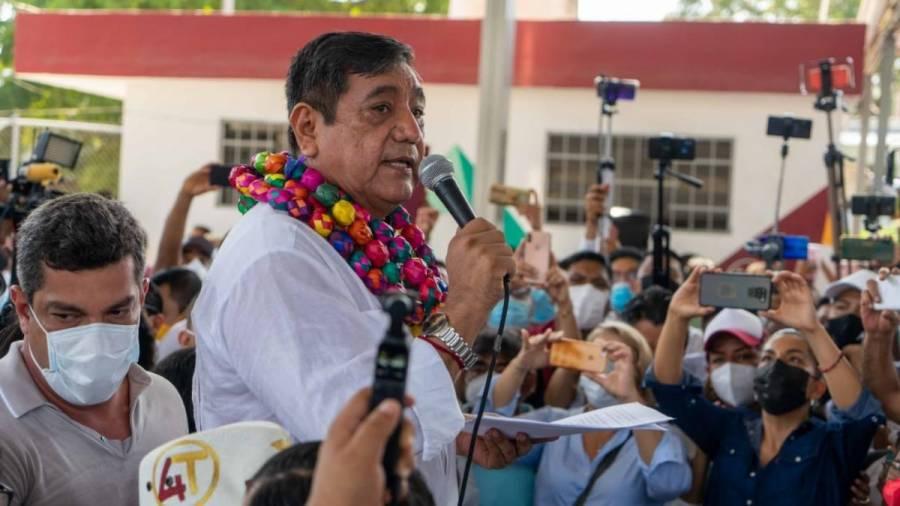 Presenta Félix Salgado impugnación ante INE por retiro de candidatura