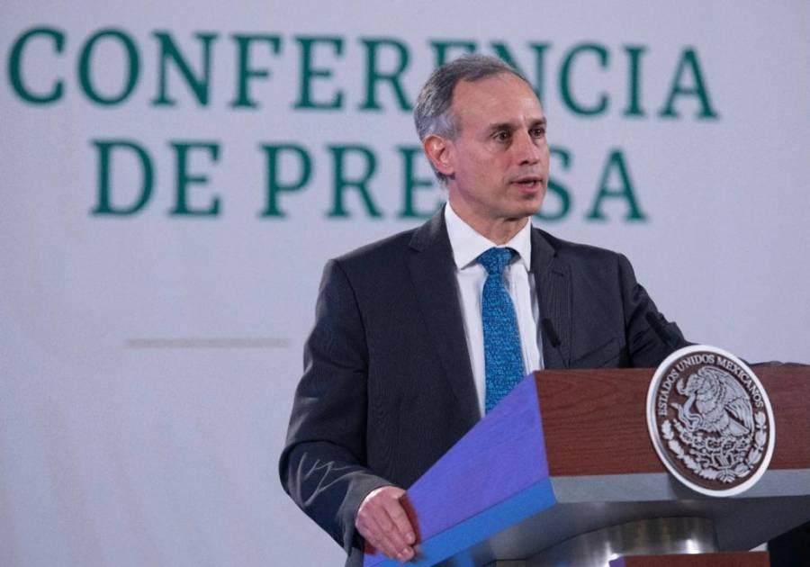 Hugo López-Gatell advierte que mientras haya Covid-19 en un país, la pandemia no se acabará