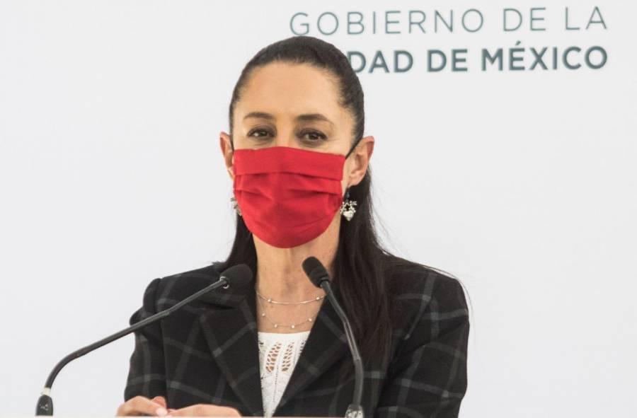 Claudia Sheinbaum, nominada como mejor alcaldesa del mundo 2021