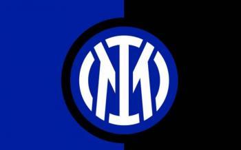 El Inter de Milán estrena su nuevo y 'flamante' escudo