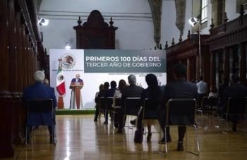 Se protegerá a Pemex: López Obrador asegura que se respetarán contratos