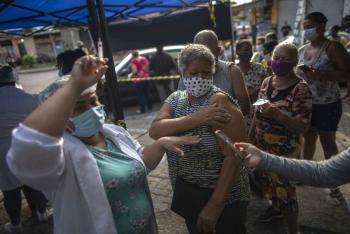 Gobernantes de más de 20 países y la OMS piden tratado internacional para responder a las pandemias