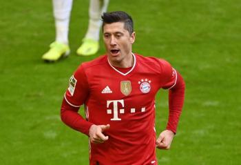 Lewandowski, baja en Bayern para cuartos de Champions ante PSG