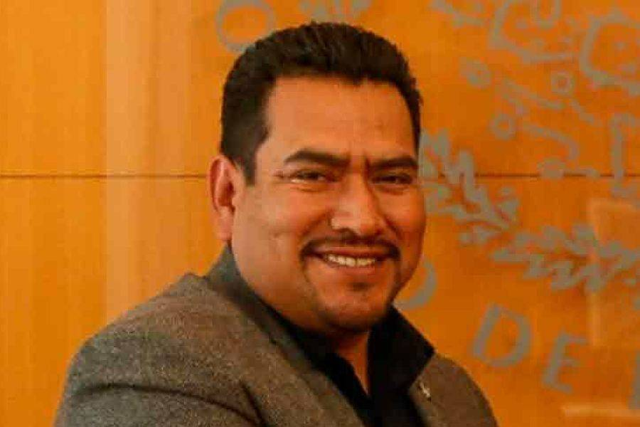 Muere Leobardo Aguilar, edil de Soltepec, tras presuntas complicaciones por COVID-19