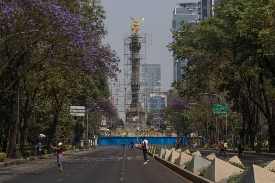 Capitalinos quieren cambiar el nombre de la CDMX a México-Tenochtitlán