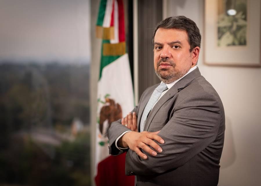 Designan a Jorge Nuño Lara nuevo subsecretario de Infraestructura