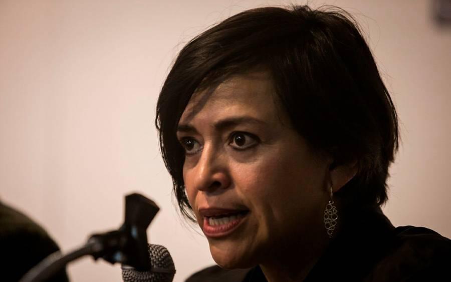 Defiende la periodista Anabel Hernández a la organización Artículo 19