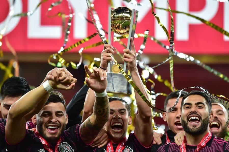 México vence a Honduras en penales y se consagra campeón del Preolímpico