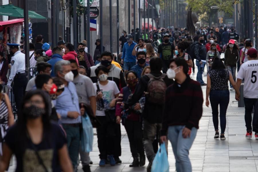México reporta 2 millones 432 mil 924 casos estimados de COVID-19 y 203 mil 210 fallecidos