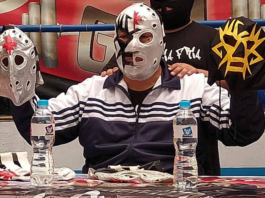 Muere por COVID-19 el luchador mexicano, Ice Killer