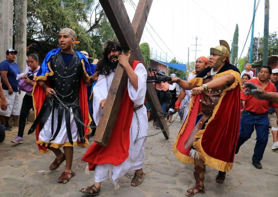 """""""Pasión de Cristo"""" en Iztapalapa: Cierres, horarios y alternativas viales"""