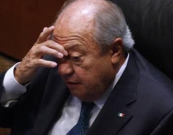 FGR INVESTIGA A ROMERO DESCHAMPS, AFIRMA AMLO