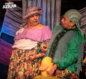Llaman a reactivar el teatro con cabaret al aire libre
