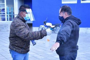 En Hidalgo reportan primer caso de cepa británica de COVID-19