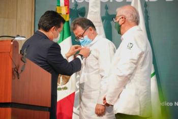 Ningún paciente ha quedado sin atención en México durante la epidemia: Zoé Robledo