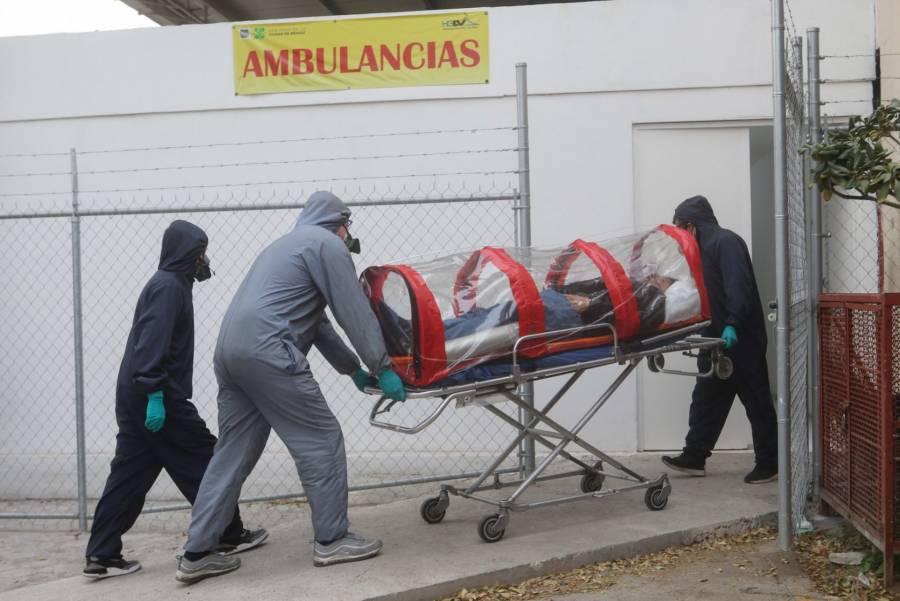 Puebla: En las últimas 24 horas reportan 194 casos de Covid-19
