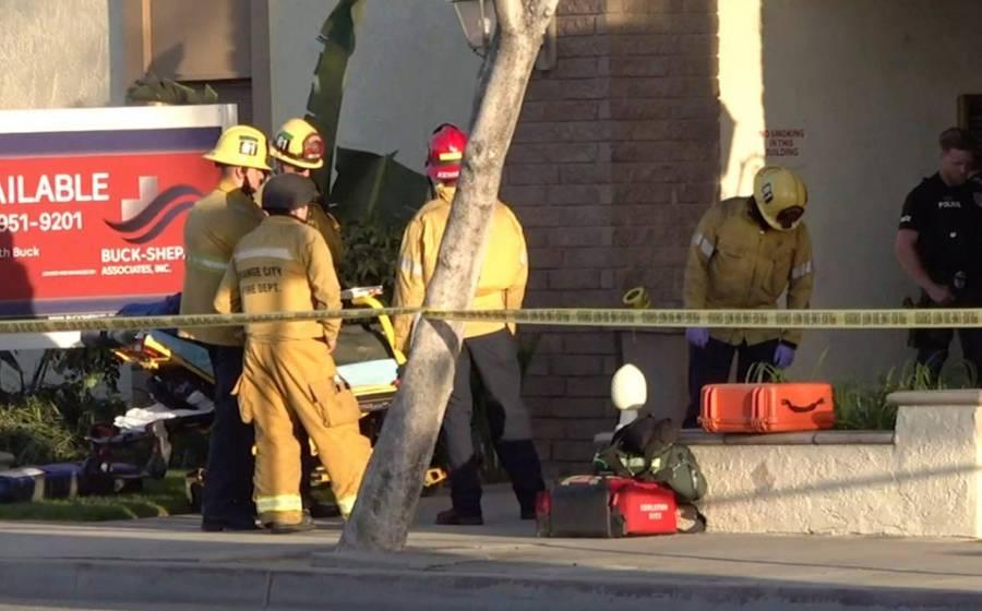 Cuatro muertos fue el saldo de un tiroteo en Orange, California