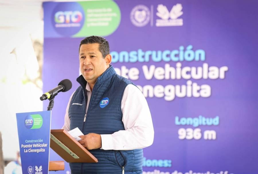 Arranca la construcción del Puente Cieneguita en San Miguel de Allende