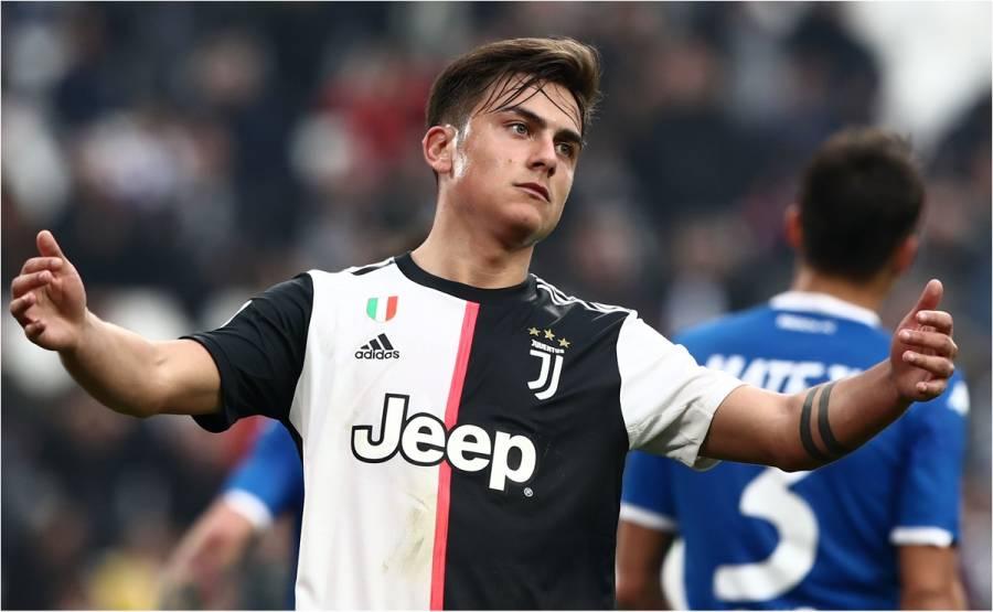 La Juventus castiga a Dybala, McKennie y Arthur por fiesta en Italia
