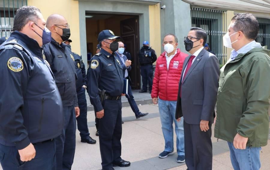 Alcaldía Miguel Hidalgo dará continuidad a acciones de gobierno