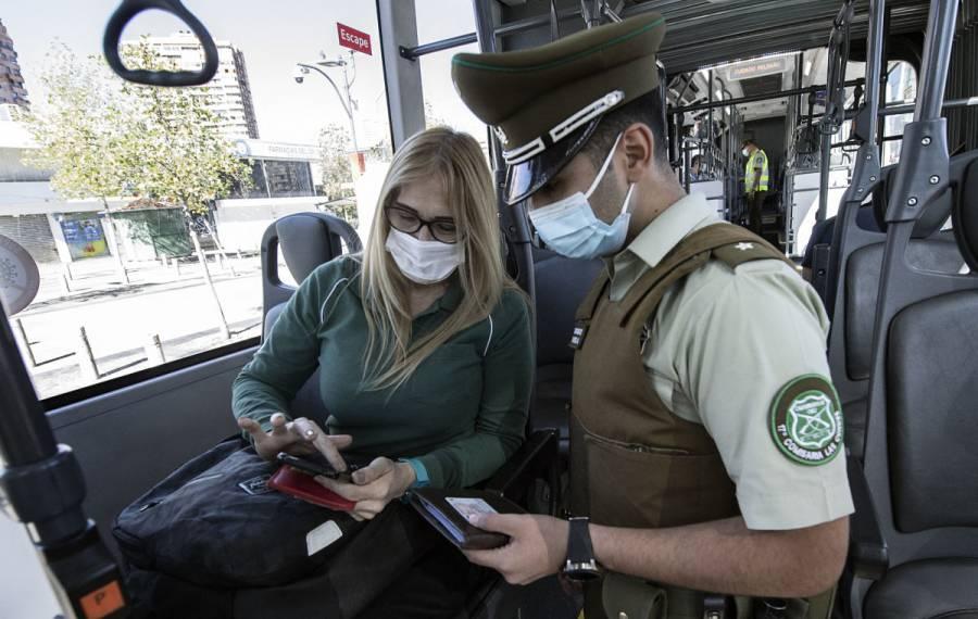 Chile registra nuevo récord de casos diarios de COVID-19