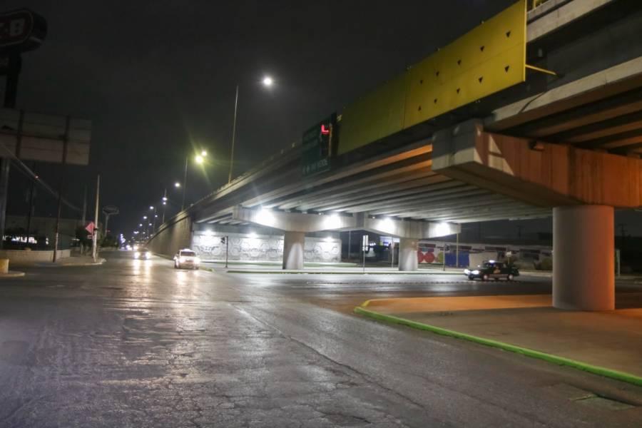 A paso firme avanza proyecto de iluminación de carretera a Río Verde:  Gerardo Zapata Rosales