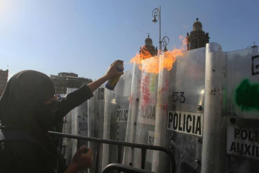 CDMX informa sobre movilización por la muerte de Victoria Salazar en Tulum, Quintana Roo