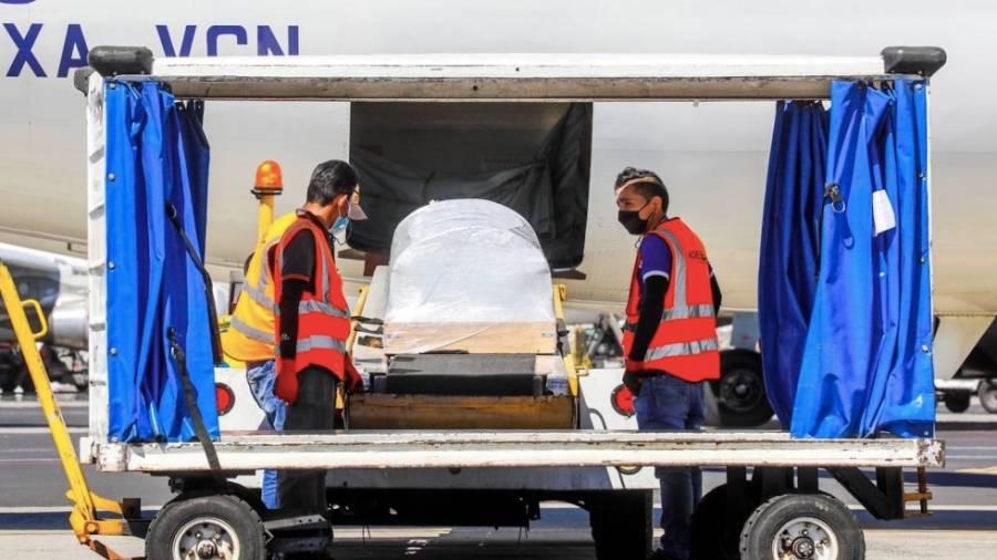 Repatrian cuerpo de Victoria Salazar a El Salvador