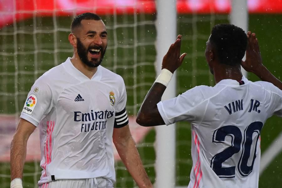 Real Madrid vence al Eibar y se declara listo para recibir al Liverpool