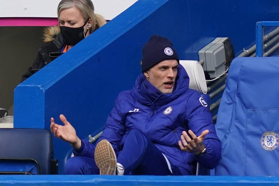 West Bromwich golea al Chelsea de Tuchel; primera derrota del alemán como DT de los Blues