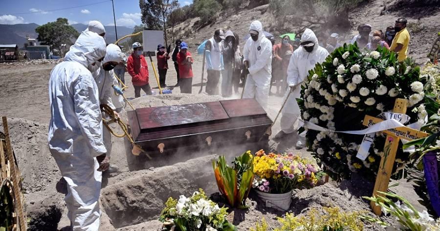 ¡Atención! Este Sábado de Gloria, México acumuló 204,011 muertes por Covid-19