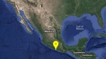 Reportan sismo de 4 grados en Acapulco