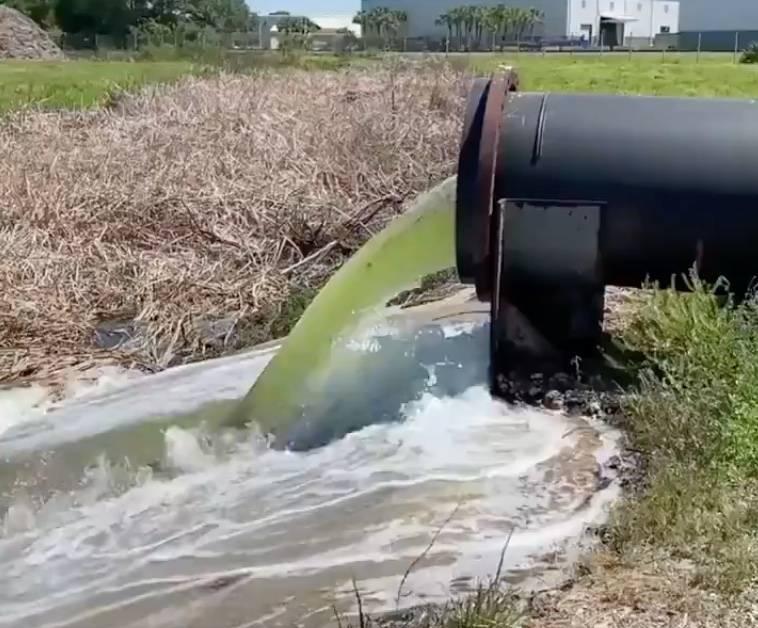 Florida declara estado de emergencia por fuga de aguas residuales
