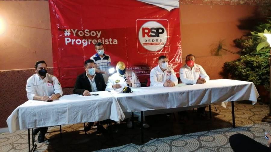 RSP en Venustiano Carranza inició su campaña electoral