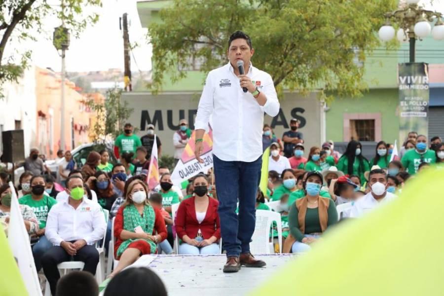 El nuevo Gobernador de San Luis Potosí será Ricardo Gallardo: Escobar Martínez