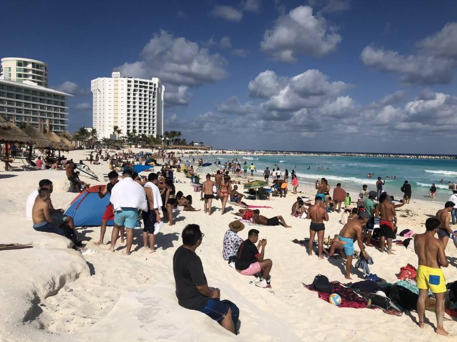 Hoteles registran ocupación arriba del 50 por ciento en Semana Santa: CONCANACO