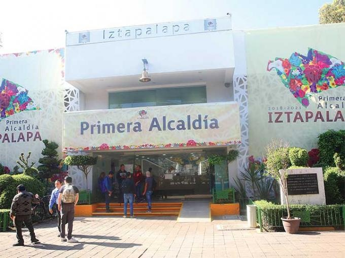 En Iztapalapa, Verde contra PT y Morena