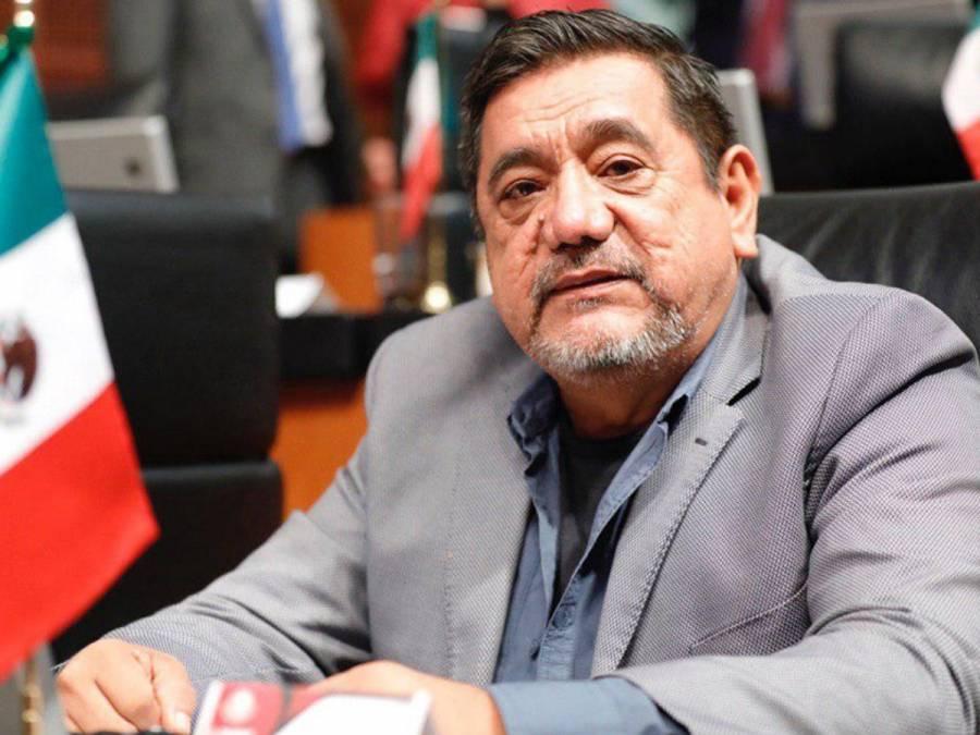 Félix Salgado Macedonio acusa hostigamiento por parte del INE