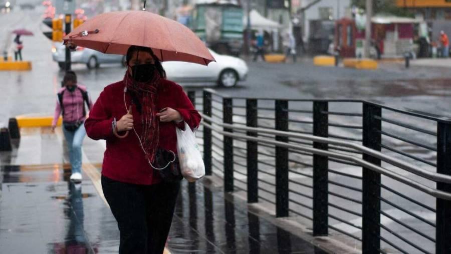 CONAGUA: lluvias en 15 estados para este domingo