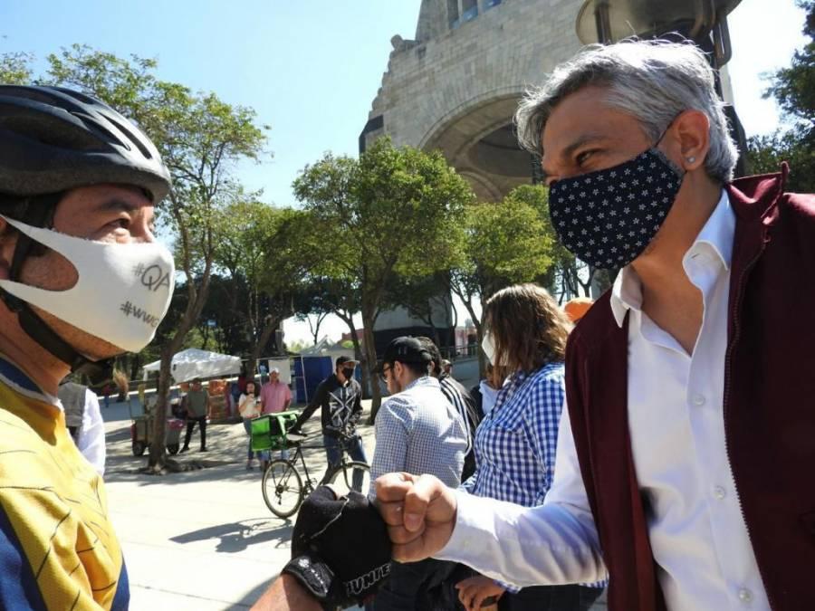 José Luis Rodríguez Díaz de León inicia campaña por el distrito local 12 en Cuauhtémoc, CDMX
