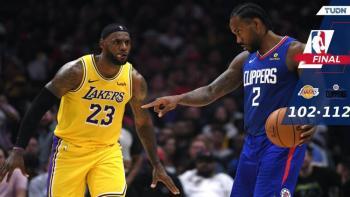 Clippers le gana a Lakers la primera batalla