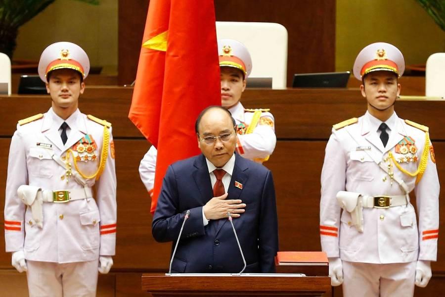 Nguyen Xuan Phuc es electo como nuevo presidente de Vietnam