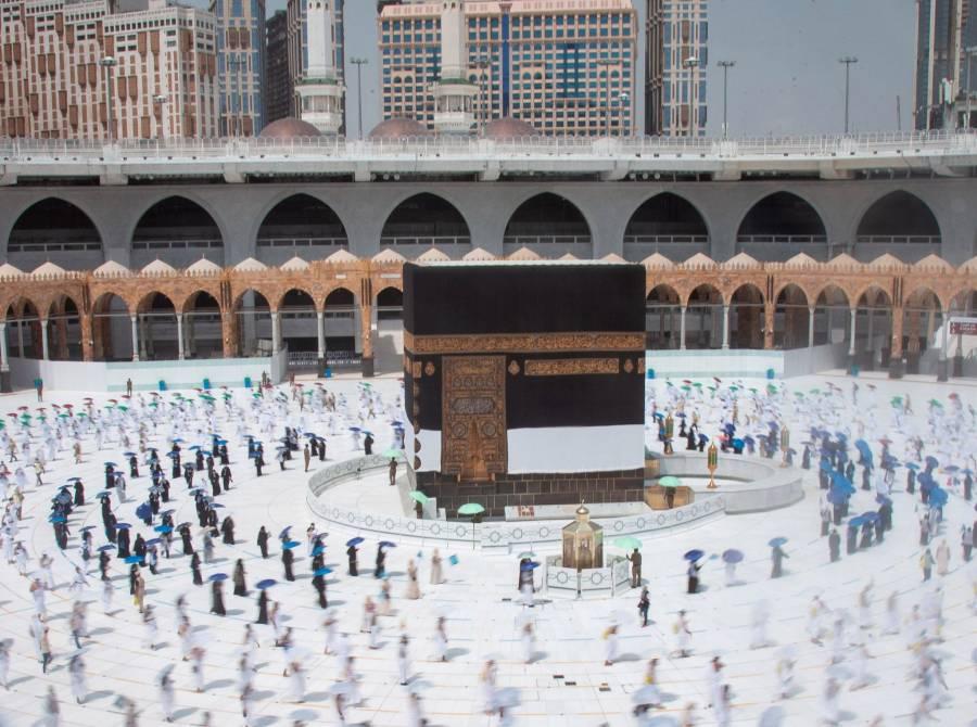 Solo vacunados podrán peregrinar a La Meca durante Ramadán