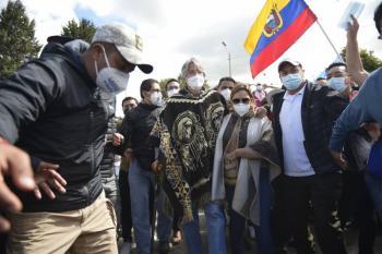 En 24 horas, Ecuador suma mil 96 casos