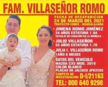 Capturan a siete policías involucrados en la desaparición de una familia en Acatic, Jalisco