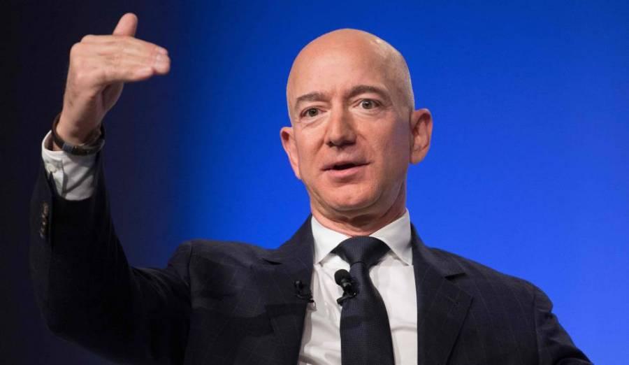 Jeff Bezos, fundador de Amazon, lidera lista de los más ricos del mundo