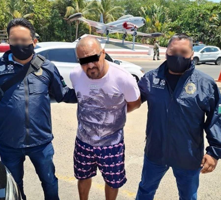 Cae en Acapulco, uno de los hombres más buscados en la CDMX