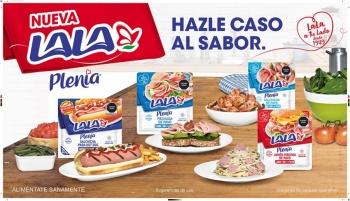 Desde Tizayuca, Lala apuesta por carnes frías