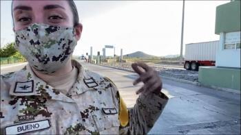 Acoso dentro del Ejército Mexicano, youtuber Soldado Alexa Bueno de SEDENA se da de baja